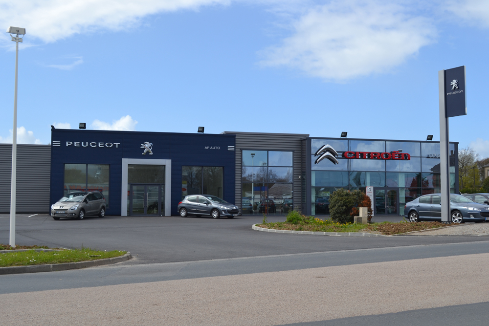 Accueil ap auto agent peugeot et citroen la haye du for Garage citroen paris